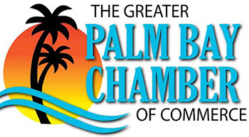 The Greater Palm Bay Chamber of Commerce Logo