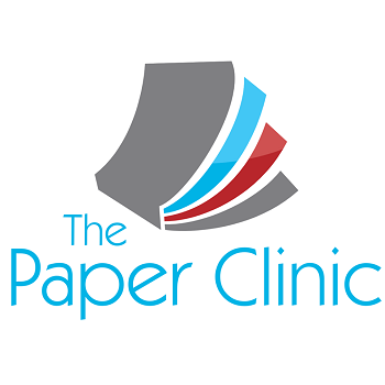 The Paper Clinic Logo