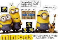 at Atlantic Pack & Parcel