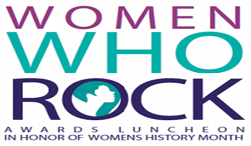 Nominate a Woman Who Rocks!