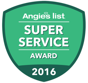 Black Hole Makers Earns Esteemed 2016 Angie's List Super Service Award