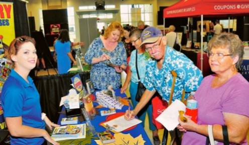 Sheriff Ivy To Speak At Brevard's Largest Senior Expo