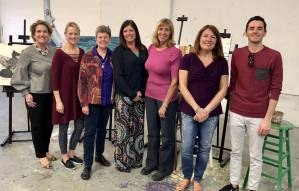 Five BCPS Art Teachers Selected for Scholarship