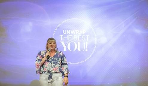 Celebrating the First Unwrap the BEST You Symposium