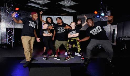 Sole180 offers message of hope, dance with area youth
