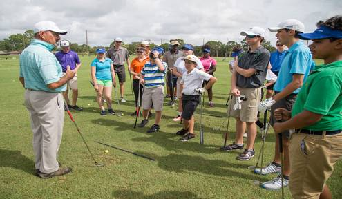 EFSC Youth Golf Camp Registration Open