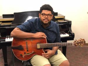 EFSC Music Student Selected for Carnegie Hall Program