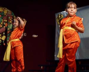 Palm Bay Academy's Language Immersion Students Hosted End of Year Show