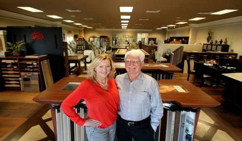 Strong Foundation Allows Flooring Company to Flourish