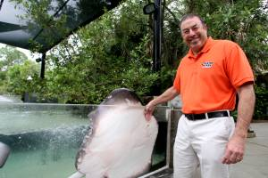 Keith Winsten's Impact Brevard Zoo Executive Director Rallies Support for Aquarium
