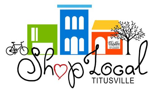Shop Small in Titusville