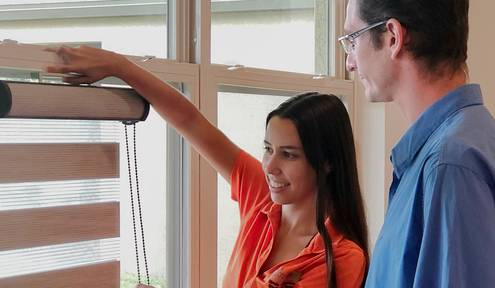 It's True: Window Coverings Can Make Your Home Healthier