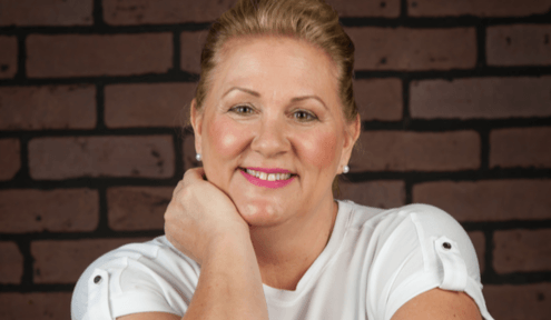 Tracy's Wellness Journey: Behave Like Who You Want To Be
