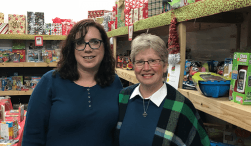 Philanthropy Comes Full Circle at Christmas Shop