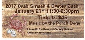 Crab Smash & Oyster Bash