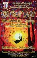 Fall Paint Night