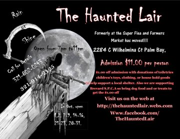The Haunted Lair