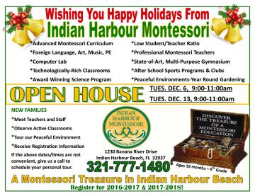 Indian Harbour Montessori