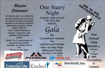 2nd Annual One Starry Night