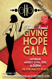 4th Annual Giving Hope Gala
