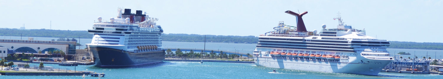 Cruise Ships Cape Canaveral