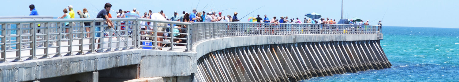 Brevard events calendar for Sebastian inlet fishing pier
