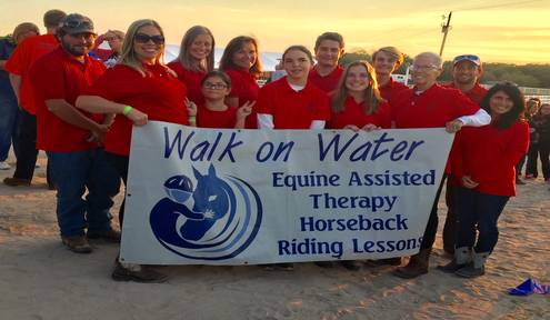 Walk on Water Equine Assisted Therapy Receives 2018 Best of Merritt Island Award