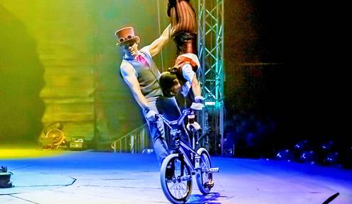 Cirque Italia in Melbourne for One Weekend Only