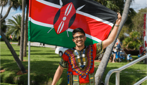 Global Diversity Celebrated at Florida Tech's International Fest