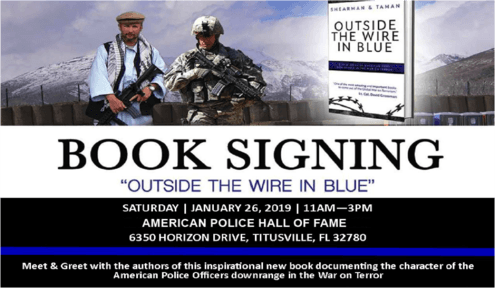 Book Signing: