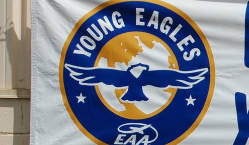 YOUNG EAGLES FLIGHT RALLY