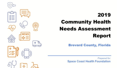 Space Coast Health Foundation report identifies health needs in Brevard County