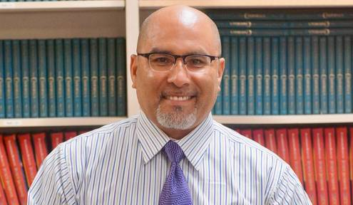 PALM BAY ACADEMY WELCOMES DR. VIDAL OLIVO  AS NEW MIDDLE SCHOOL PRINCIPAL