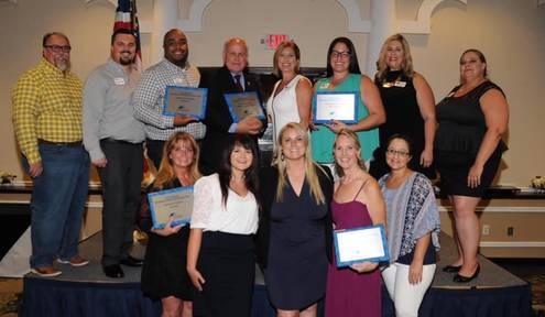 Chamber Announces 31st Annual Business Champion of the Year Award Winners
