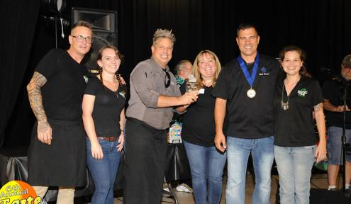 Rising Tide tap and table Takes Top Honors at 6th Annual Taste of the Coast
