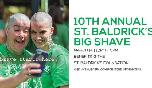 ST. BALDRICK'S BREVARD RINGS IN 10TH YEAR AT THE AVENUE VIERA
