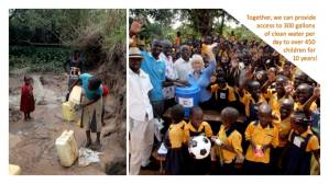 Clean Water Initiative for Children in Kenya and Uganda Collaborates