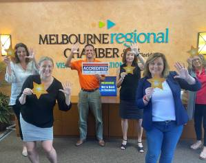Melbourne Regional Chamber Earns Fourth 5-Star Accreditation from the U.S. Chamber of Commerce