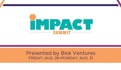 weVENTURE 2020 IMPACT Summit Set for Aug. 28-31