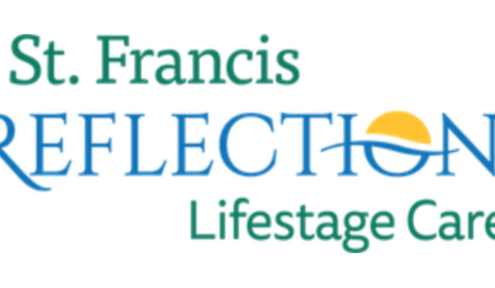 ST. FRANCIS REFLECTIONS WELCOMES NEW CHIEF PHILANTHROPIC OFFICER