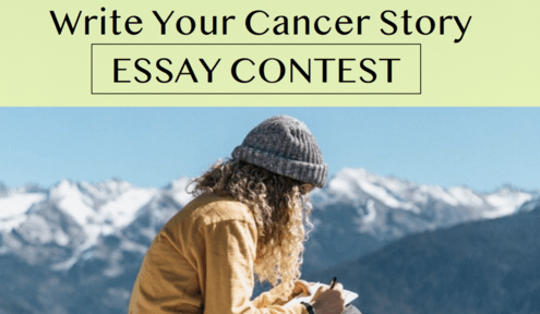 Your Cancer Story - Essay Contest