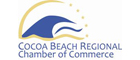 Member of Cocoa Beach Chamber of Commerce